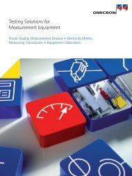 Measurement Brochure - English - firsttech.ro