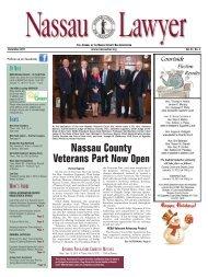 3 - Nassau County Bar Association