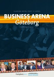 Göteborg Business Arena