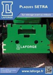 brochure Plaques SETRA - Laforge