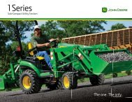 1Series - Powerland Equipment, Inc.