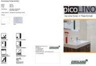 Picolino - EMSLAND-PANEELE
