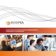 Solutions UCOPIA pour l'enseignement et la recherche - Connect Data