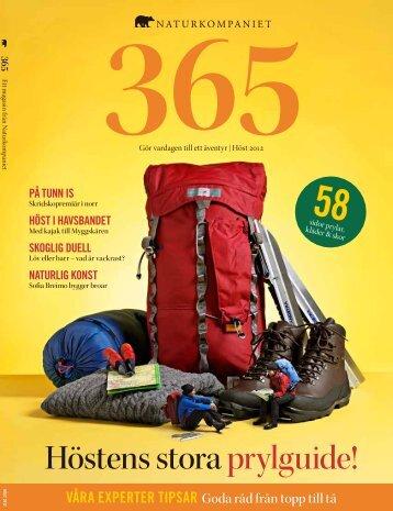 Naturkompaniet 365
