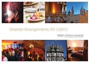 Silvester-Arrangements 2011/2012 - Alsfeld
