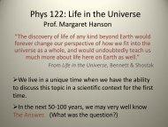 Class 1 slides - Physics