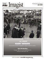 PAI HARRY BENSON - Pai-newyork.org