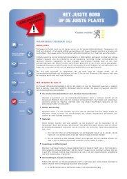 Nieuwsbrief 4 - Mobiel Vlaanderen