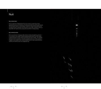 Nuit, minimal mass. Nuit is an elementary designed beam ... - Kreon