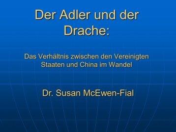 China und die USA