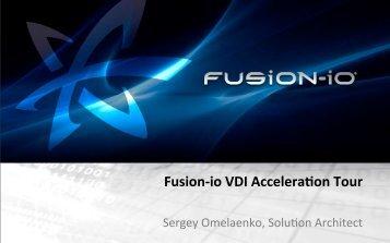 Fusion-io VMUG.pdf - VMware Communities
