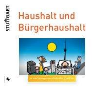 Bürgerhaushalt 12 - Bürgerhaushalt Stuttgart