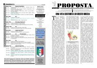 proposta36 - Oratorio S. Luigi S. Agnese - Fara Gera d'Adda