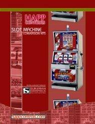 SLOT MACHINE - Suzo-Happ