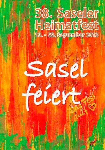 38. Saseler Heimatfest - Sasel.de