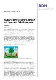 Holz- und Pelletheizungen - Kutzner+Weber