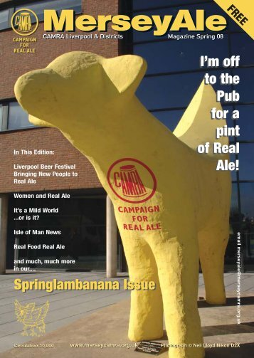 Who are CAMRA - CAMRA Liverpool and District