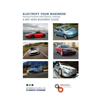 ELECTRIFY YOUR BUSINESS - California Clean Cars Campaign