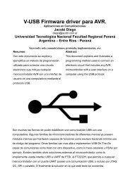 V-USB Firmware driver para AVR. - edUTecNe - Universidad ...