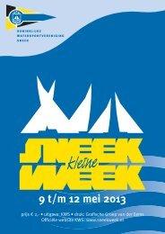 KleineSneekweek 2013