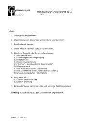 Link Download - Gymnasium Lindlar