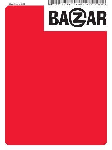 mensile di intrattenimentointelligente - Bazar