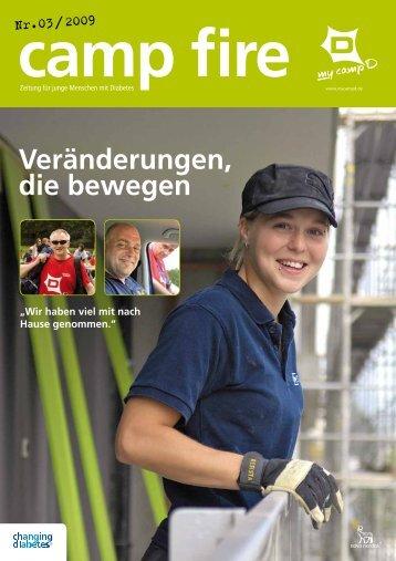 """""""Slacklining"""" im Alltag: den Diabetes in Balance halten! - Camp D"""