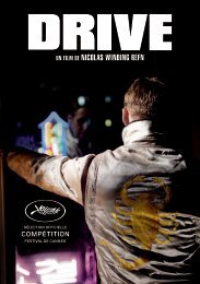 Drive - Cannes International Film Festival