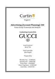 Advertising (Account Planning) 340 - Strongerhead