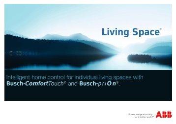 Living Space® - Busch-Jaeger Elektro GmbH