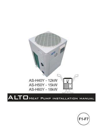 Heat pump Installation Manual pdf Old Goettl Heat Pump Wiring Diagram on