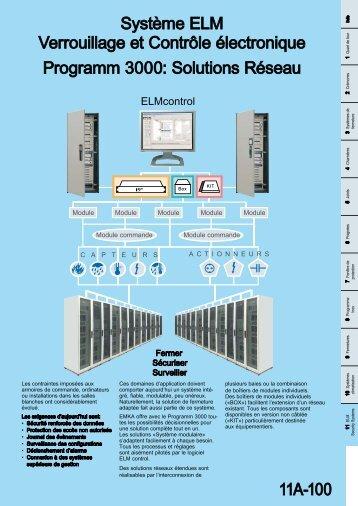 Technique de fermeture modulaire - Catalogue complet - 2011