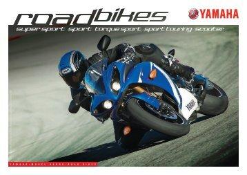 super sport sport torque sport sport touring scooter - Yamaha Motor ...