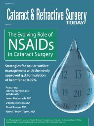 The Evolving Role of NSAIDs