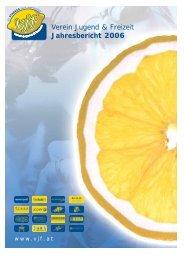 Verein Jugend & Freizeit Jahresbericht 2006