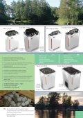 Sähkökiukaat - SAWO Finnish Sauna Manufacturer - Page 5