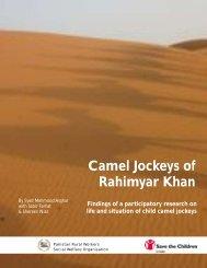 Camel Jockeys of Rahimyar Khan - La Strada International