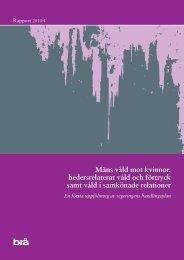 Rapport 2010:4 - Länsstyrelserna