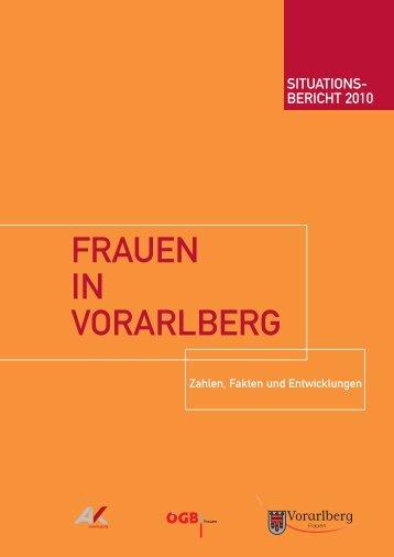 Frauen in Vorarlberg 2010