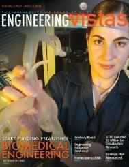 Winter 2008 - College of Engineering - University of Texas at El Paso