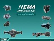 HEMA Endüstri A.Ş. - Savunma Sanayii Müsteşarlığı