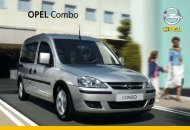 Combo Arizona - Opel-Infos.de