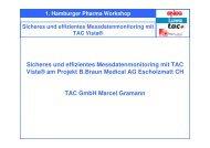 1. Hamburger Pharma Workshop