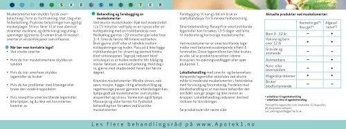 Muskelsmerter_ny design - Apotek 1