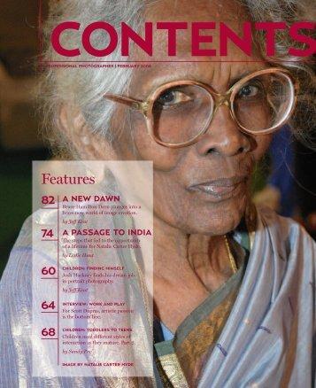 Features - Professional Photographer Magazine