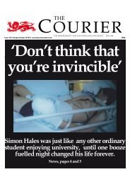 Issue 1215 - The Courier
