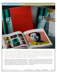 Nesnadny + Schwartz: ArtWorks