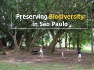 Preserving Biodiversity in São Paulo - UNEP