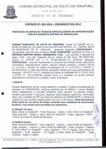 J - Câmara Municipal de Salto de Pirapora
