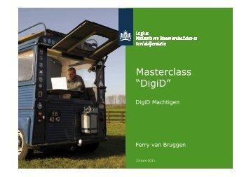 (5) DigiD Machtigen Ferry vs-01def - Forum Standaardisatie